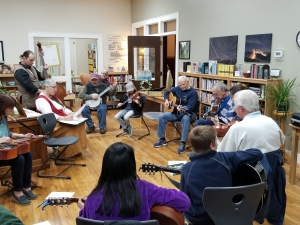 Bluegrass Mountain Music Jam Blue Ridge Music Trails