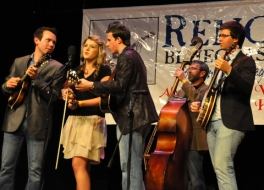 Bluegrass gospel band Mountain Faith
